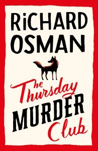front cover of The Thursday Murder Club