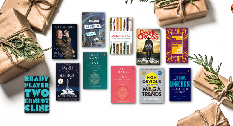 What's new this December: books you can gift (or keep!)