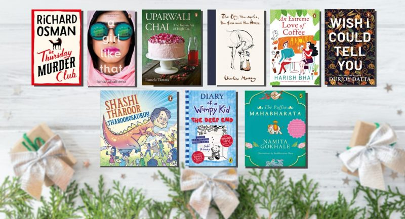 Festive reads for you and your family