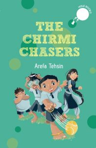 front cover the chirmi chasers