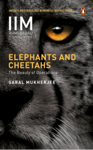 Front cover of Elephants and Cheetahs