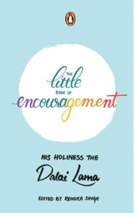 Front cover of little book of encouragement