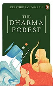 front cover of The Dharma Forest