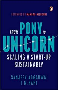 front cover of From Pony to Unicorn