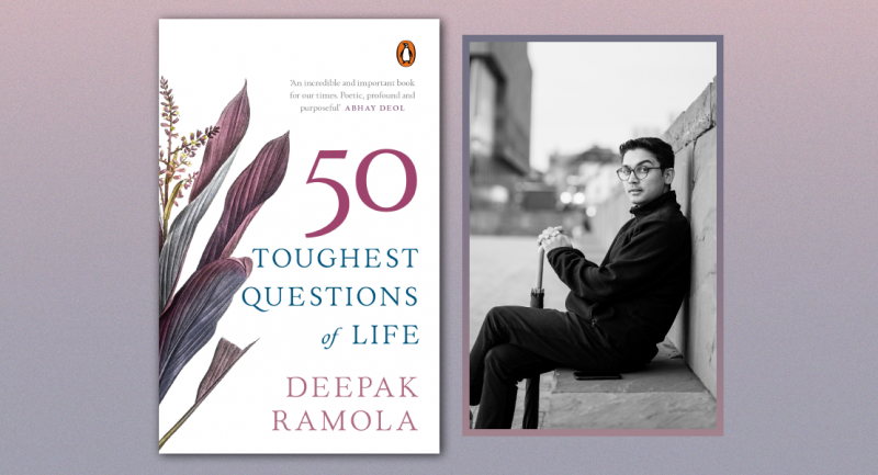Time for some Tough Questions with Deepak Ramola