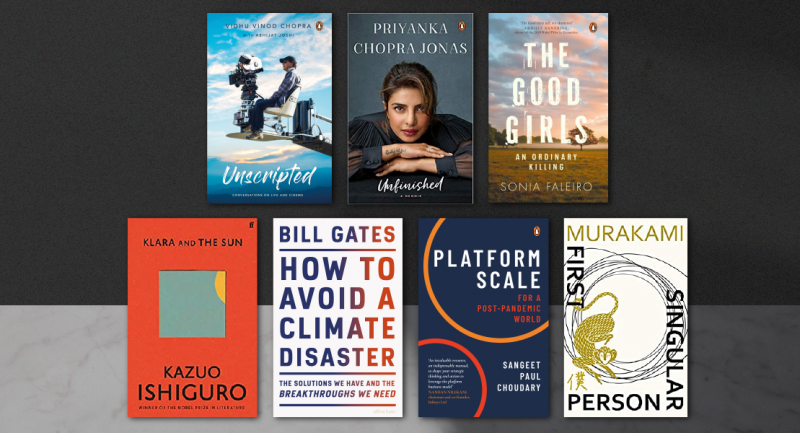 Some books we cannot wait to get our hands on in 2021