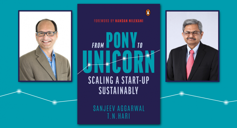 All things start-up: A conversation with Sanjeev Aggarwal and T.N. Hari