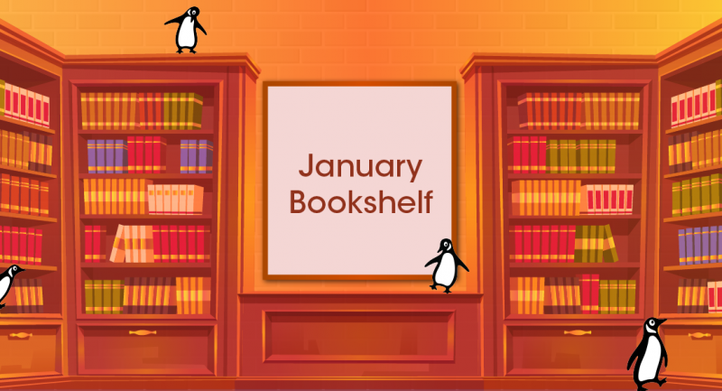 Start the new year with the right book!