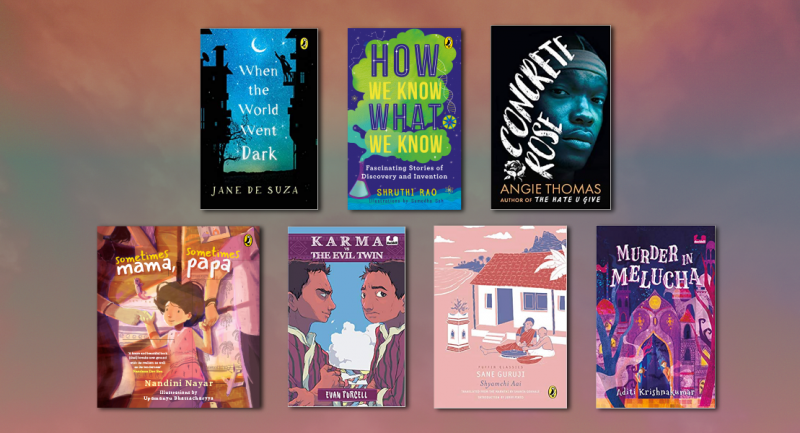 An eclectic reading list for all kinds of young readers