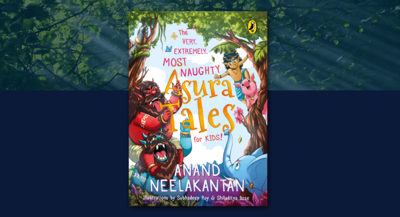 Take Our Very, Extremely Accurate Personality Quiz from The Very, Extremely, Most Naughty Asura Tales for Kids!