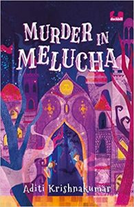 front cover of Murder in Melucha