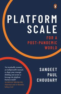 Front cover of Platform Scale Economy