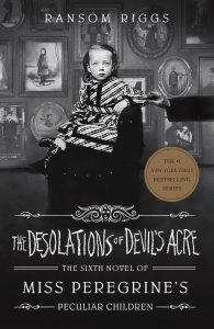 front cover The Desolations of Devil's Acre