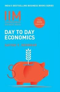 front cover Day to Day Economics