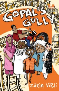 front cover Gopal's Gully