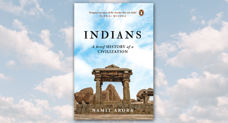 A brief journey across 5000 years of the making of a civilization