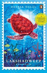 front cover A Vikram–Aditya Story: Lakshadweep Adventure
