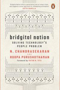 front cover Bridgital Nation
