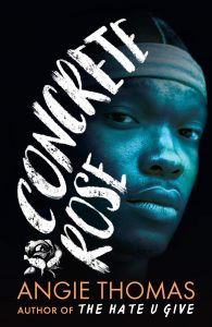 front cover Concrete Rose
