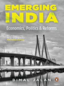 front cover Emerging India
