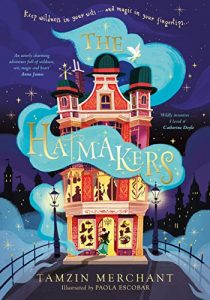 front cover The Hatmakers