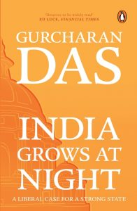 front cover India Grows at Night
