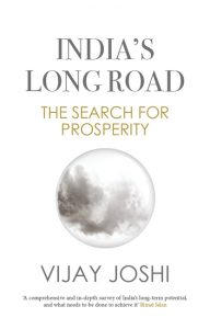 front cover India's Long Road