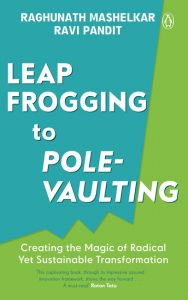 front cover Leapfrogging to Pole-vaulting