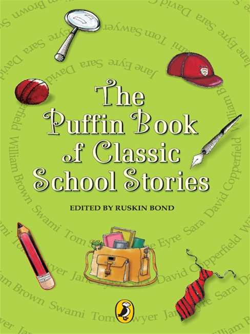 The Puffin Book Of Classic School Stories