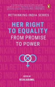 front cover Her Right to Equality
