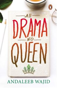Front cover of All Drama No Queen