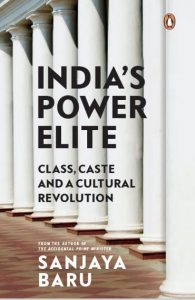 Front cover of India's Power Elite