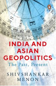 Front cover of India and Asian Geopolitics