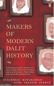 Front cover of Makers of Modern Dalit History