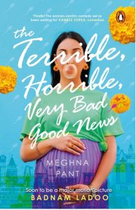 Front cover of The Terrible, Horrible, Very Bad Good News