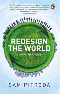 Front cover of Redesign the World