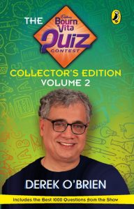 front cover of The Bournvita Quiz Contest Quiz Collector's Edition