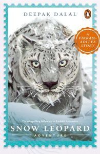 Front Cover The Snow Leopard Adventure