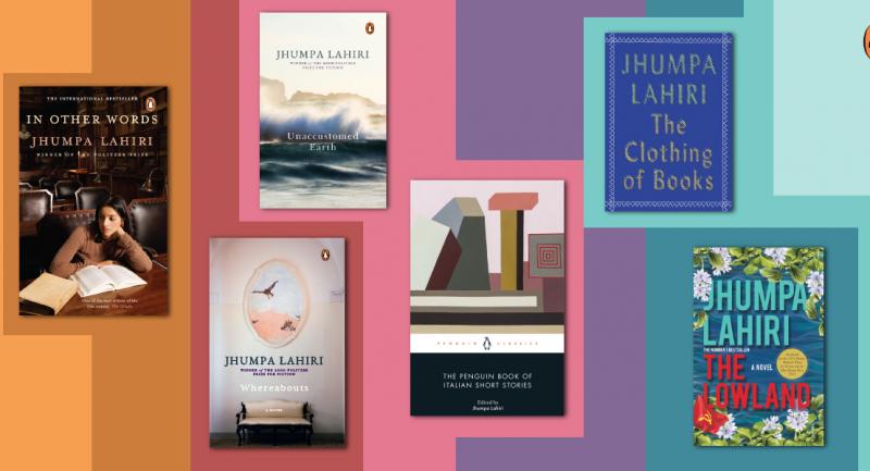 Where to start reading Jhumpa Lahiri's books