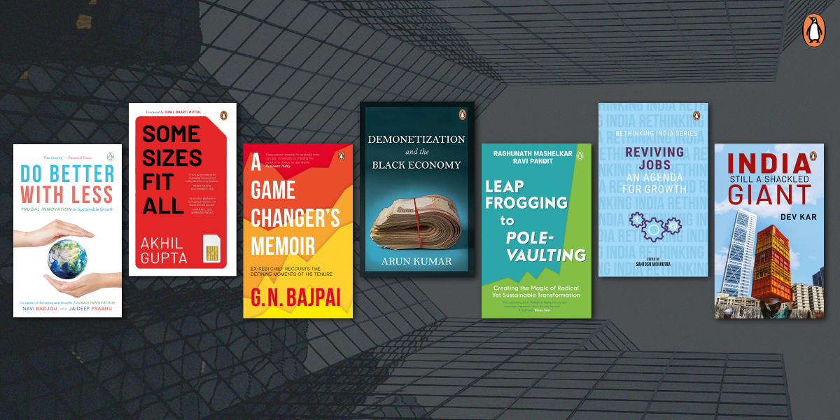 7 titles that will help businesses make a positive impact on Indian economy