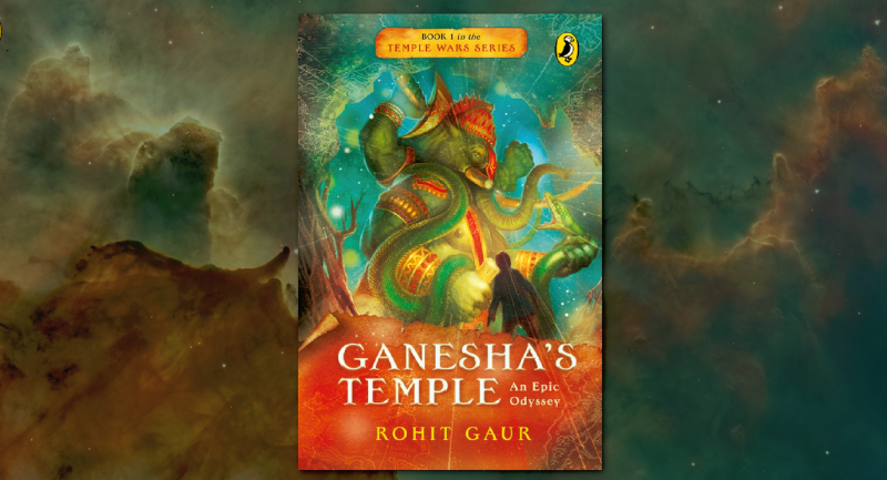 Taran's fascinating rendezvous with Lord Ganesha