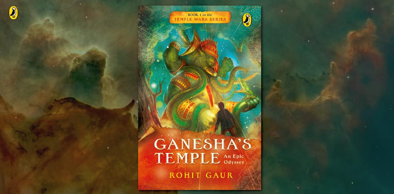 Taran's fascinating rendezvous with Lord Ganesha