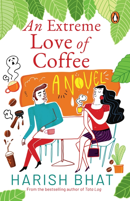 An Extreme Love of Coffee