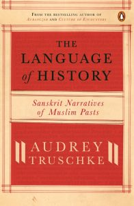 Front cover of The Language of History