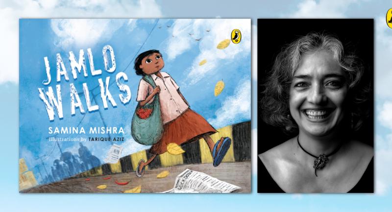 The sad fairy-tale becomes a reality in Samina Mishra's Jamlo Walks