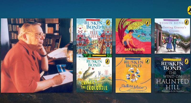 Bonding over tales: Seven of our favourite Ruskin Bond stories in the master's own voice