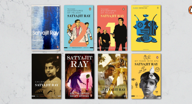 Celebrate Satyajit Ray with some of his best literary works