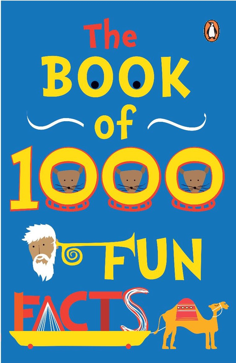 The Penguin Book of 1000 Fun Facts