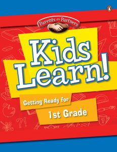 Kids Learn! Getting Ready for Grade 1