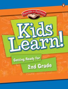 Kids Learn! Getting Ready for Grade 2